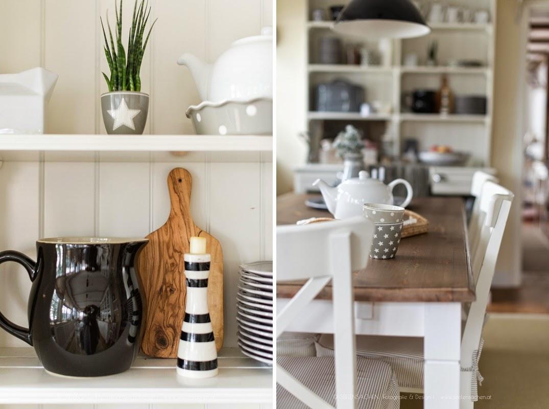 Die Seelensachen Küche im Jänner