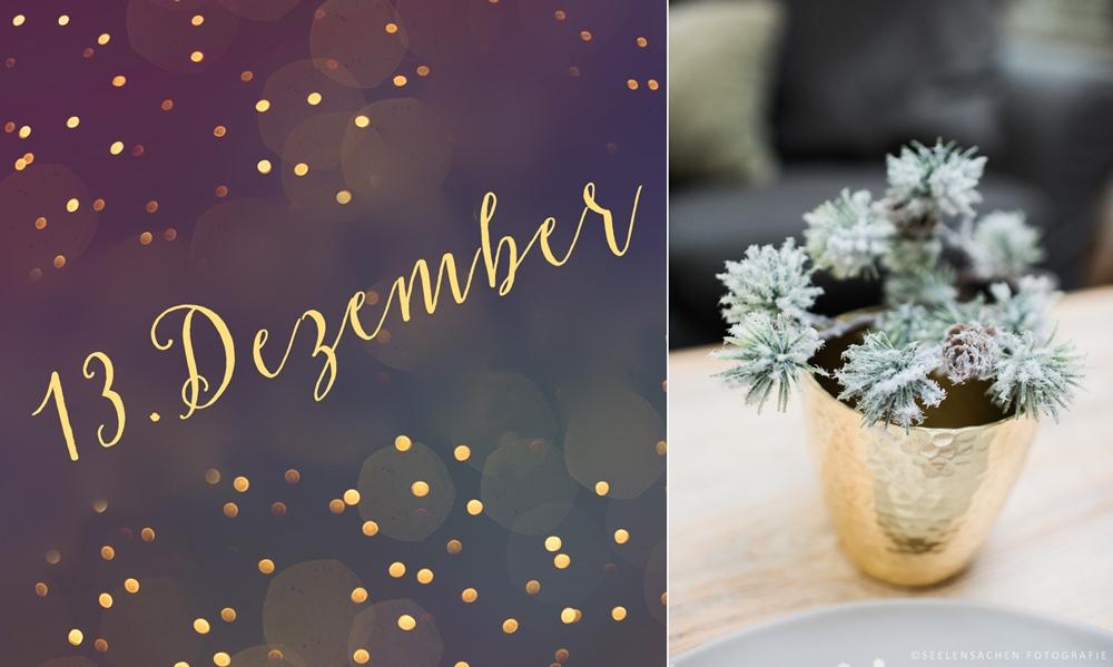 13. Dezember – Eine Herz(ens)geschichte.