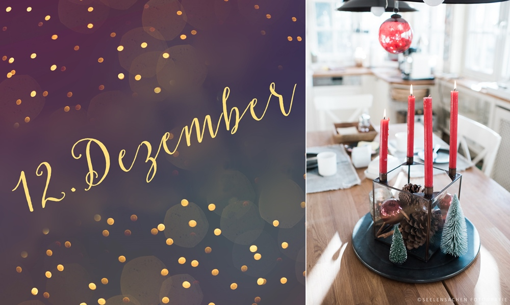 12. Dezember – Spät, aber doch!