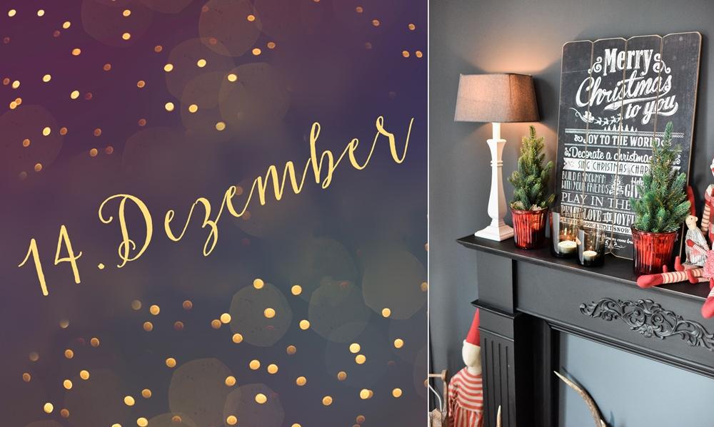 14. Dezember – Süßes zu Weihnachten – völlig kalorienfrei!