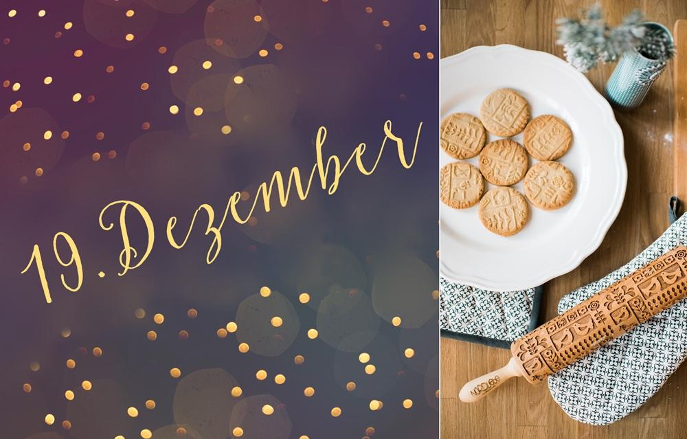 19. Dezember – Neue Backliebe