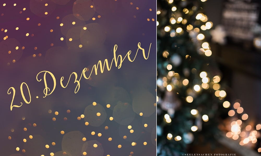 20. Dezember – Eine Weihnachts(baum)überraschung