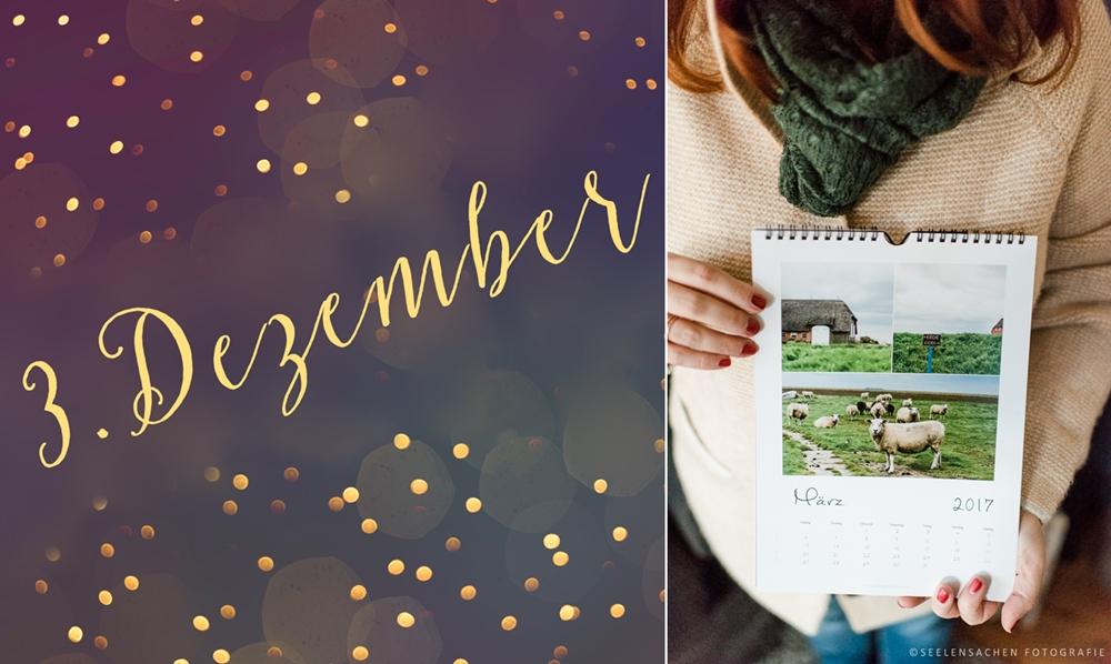 3. Dezember – ein Geschenk für euch (Giveaway)