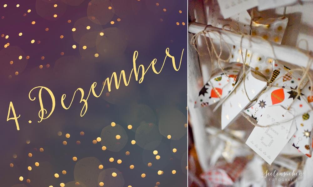 4. Dezember – Für einen Adventkalender ist man NIE zu groß