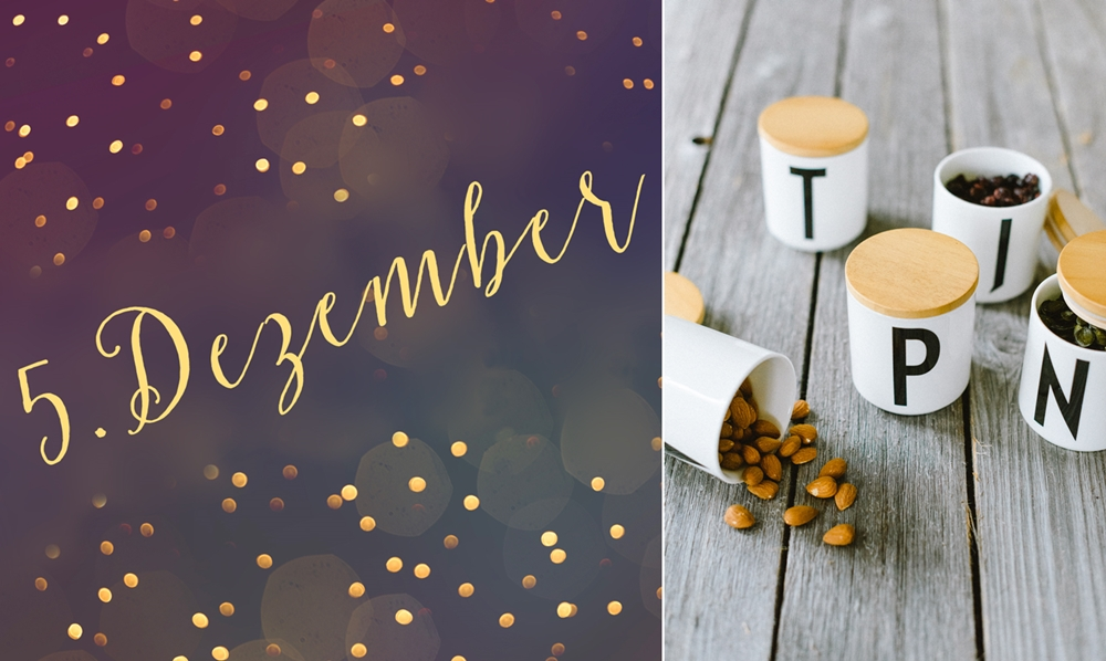 5. Dezember – Krampusfutter mal anders