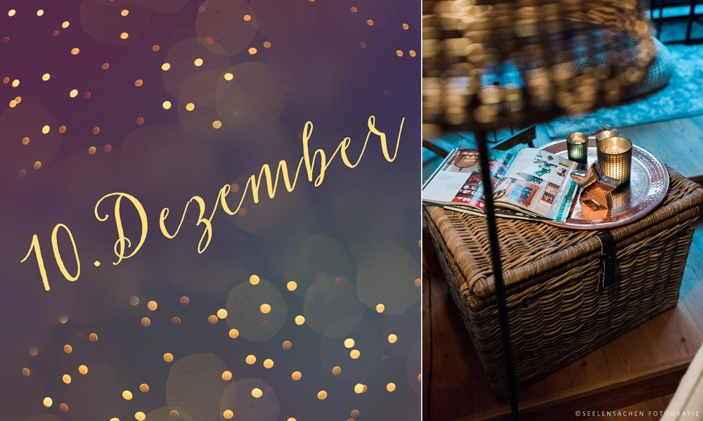 10. Dezember – Winterzeit = Lesezeit