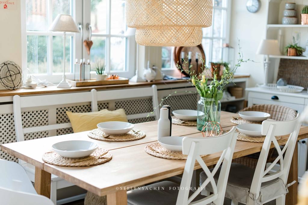 Frühjahrsspecial: It`s green! Kleines Küchenupdate & selbst gemachtes Salz