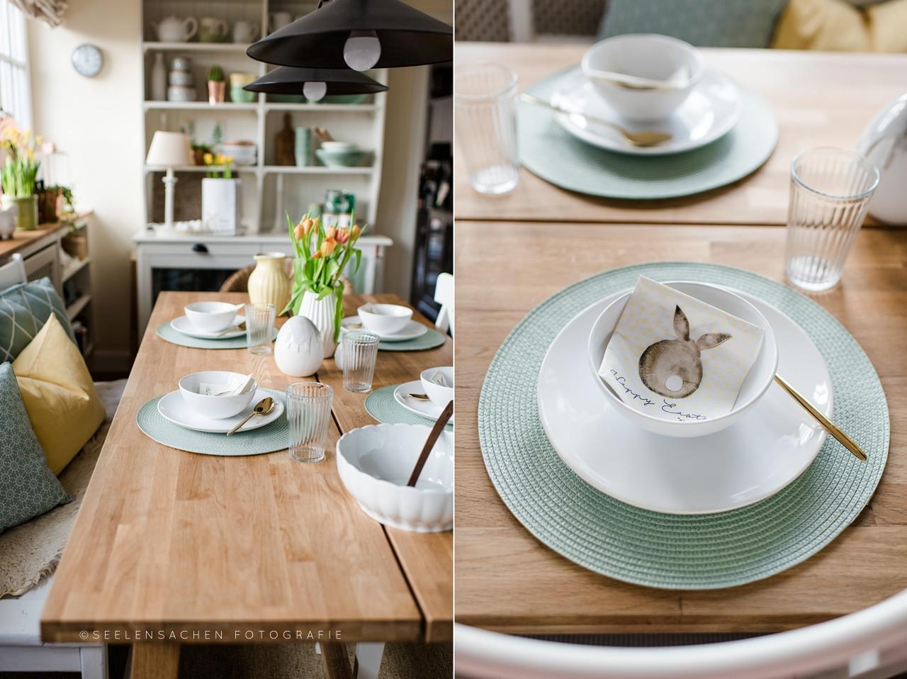 Frühjahrsspecial: It`s green! Österlicher Tisch – Seelensachen