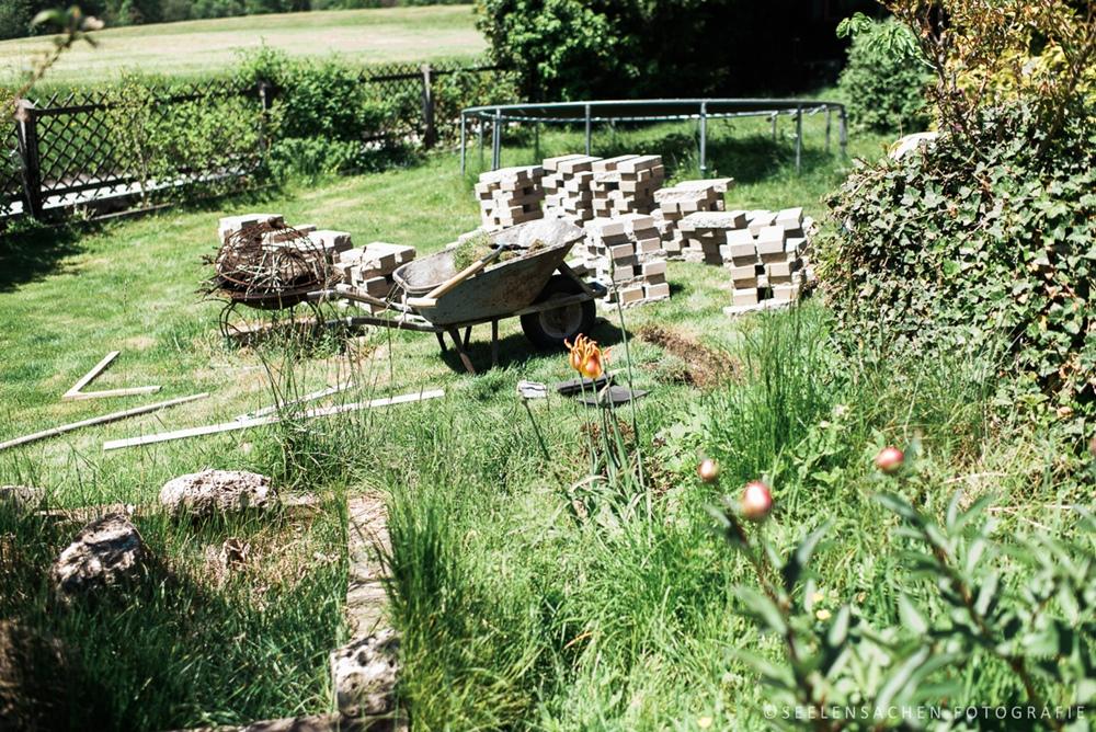 Sommerspecial: Ab in den Garten!