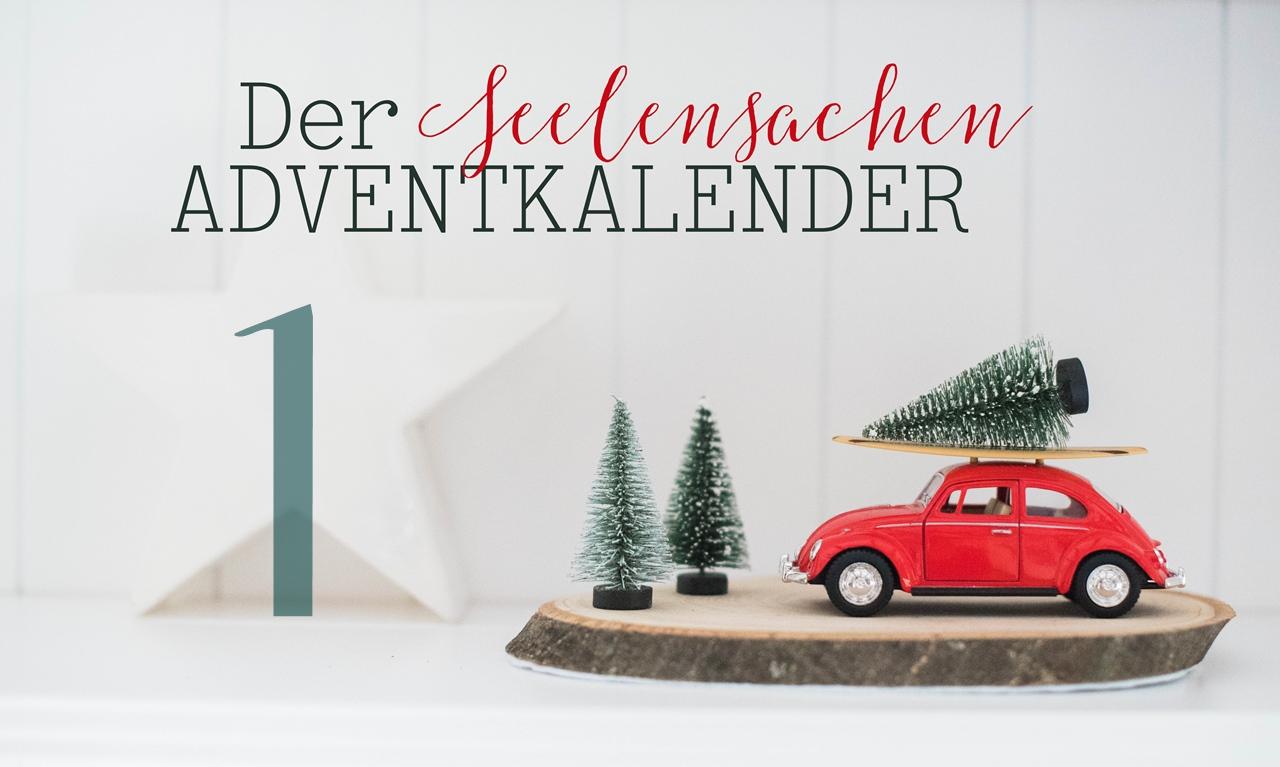 24 Tage im Advent ~ 1. Dezember