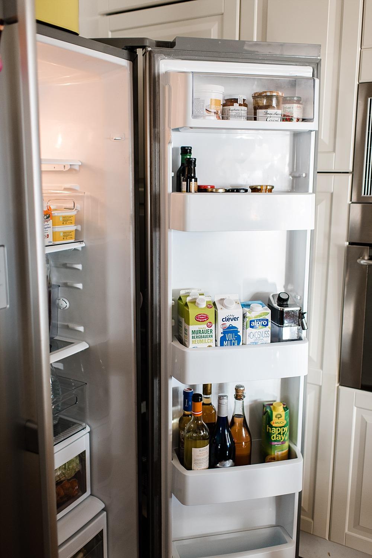 Kühlschrankmakeover oder: Ordnung ist das halbe Leben! – Seelensachen