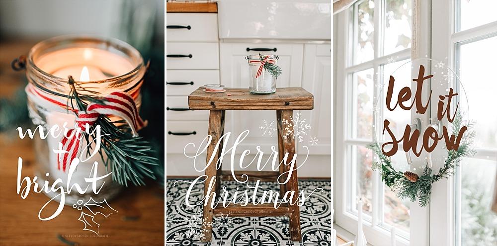 16. Dezember ~ Ein Weihnachtskarten Freebie für euch