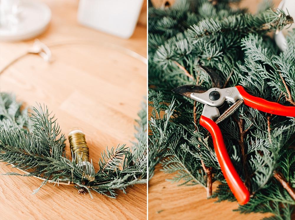11. Dezember ~ Dekoring selber gestalten und ein Geschenk für euch