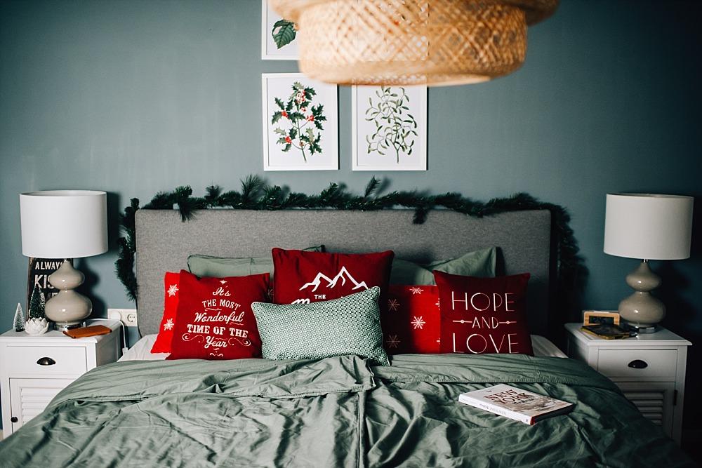 18. Dezember ~ Das Seelensachenschlafzimmer im Weihnachtsglanz