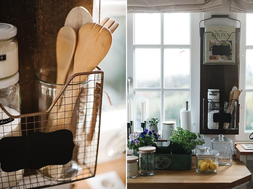 Frühlingsgefühle in der Küche