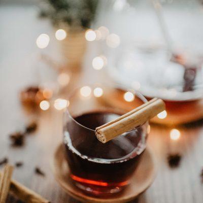 6. Dezember ~ Cranberry Glühwein Rezept