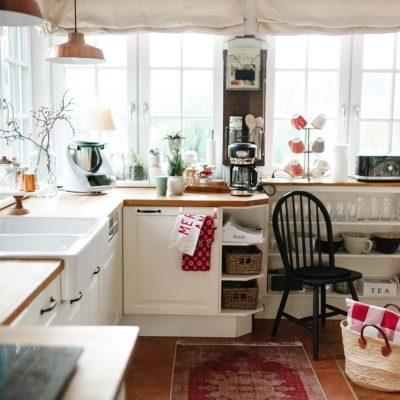 12. Dezember ~ Gemütliches Update in der Küche