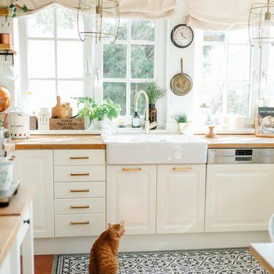 Ein Küchenupdate: Die Seelensachenküche in neuem Glanz