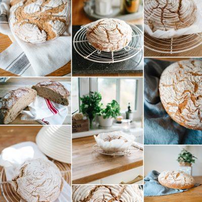 Meine neue Liebe: Brot backen