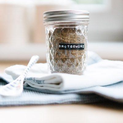 Brotgewürz für rustikale Brote selbstgemacht
