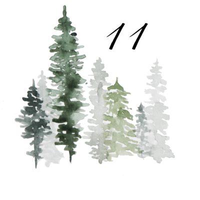 11. Dezember – Von einer Künstlerin