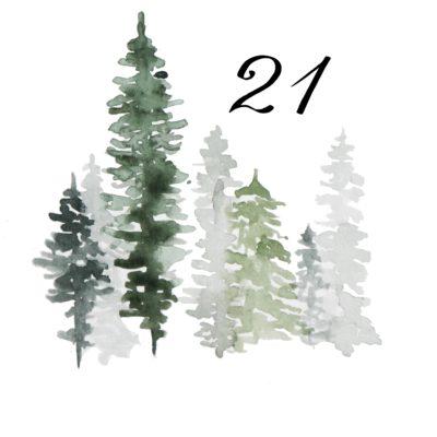 21. Dezember – nicht mehr lange