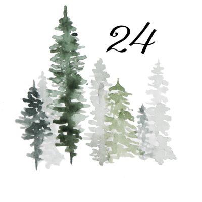 24. Dezember – Weihnachten