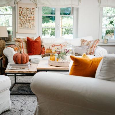 Das Herbstwohnzimmer 2020